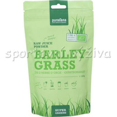 BIO Sup.Gr.Barley Grass Raw Juice Powder 200g