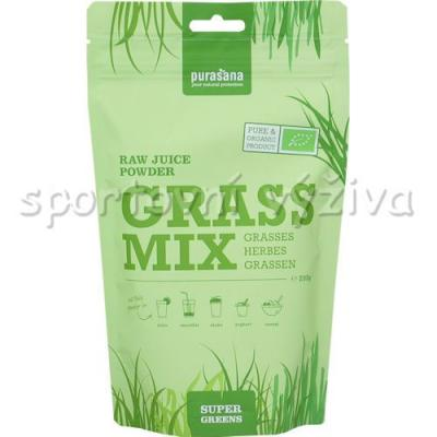 BIO Super Green Juice Powder Grass Mix 200g
