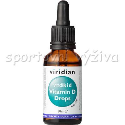 Viridikid Vitamin D Drops 400IU 30 ml