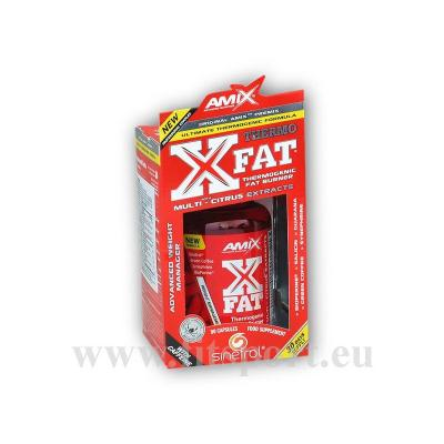 X-Fat Thermogenic Fat Burner 90 kapslí