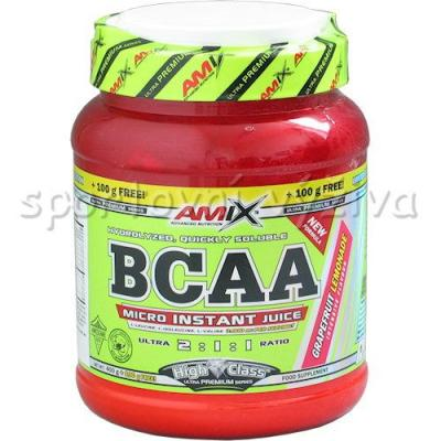 BCAA Micro Instant Juice 400g+100g