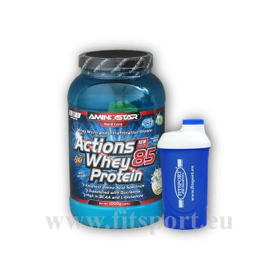 Actions Whey 85 Protein 1000g +