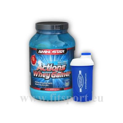 Actions Whey Gainer 2250g +