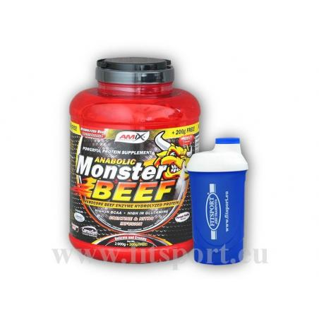 Anabolic Monster BEEF 90% Prot. 2200g +