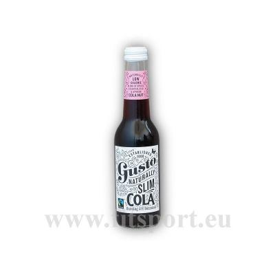 Gusto Naturally Slim Cola BIO 275ml
