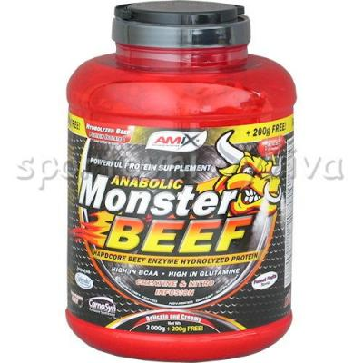 Anabolic Monster BEEF 90% Protein