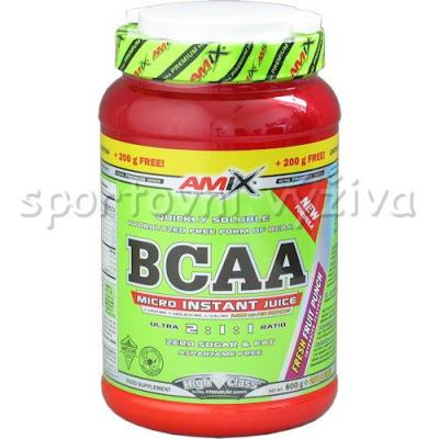 BCAA Micro Instant Juice 800g+200g