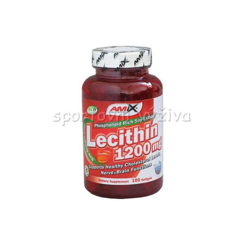 Lecithin 1200mg 100 softgels