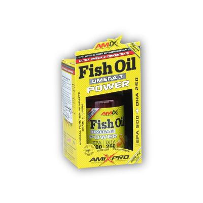Fish Oil Omega 3 Power 60 softgels