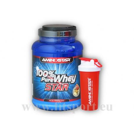 100% Pure Whey Star 1kg +
