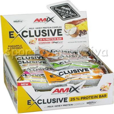 24x Exclusive Protein Bar
