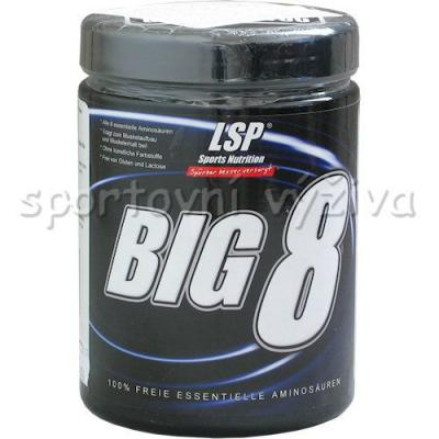 BIG 8 essential amino 500g