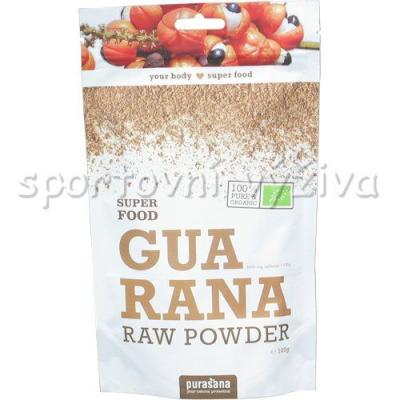 BIO Guarana Powder 100g