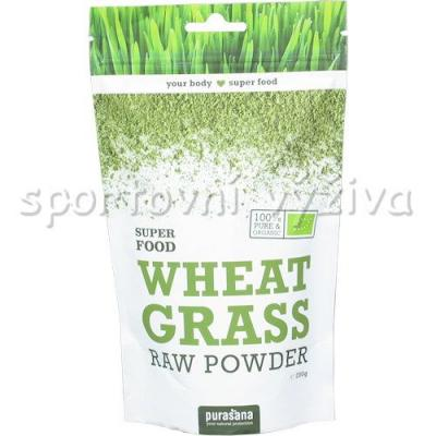 BIO Wheat Grass Powder 200g