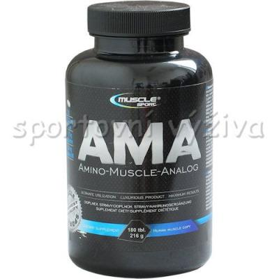 AMA amino muscle analog 180 tablet