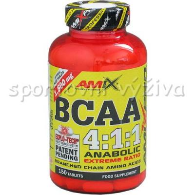 BCAA 4:1:1 150 tablet