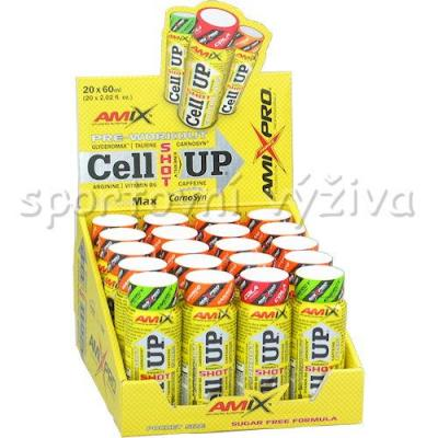 MIX CellUp Pre-Workout Shot