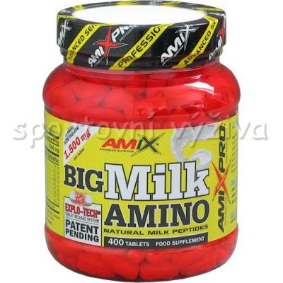 Big Milk Amino 400 tablet