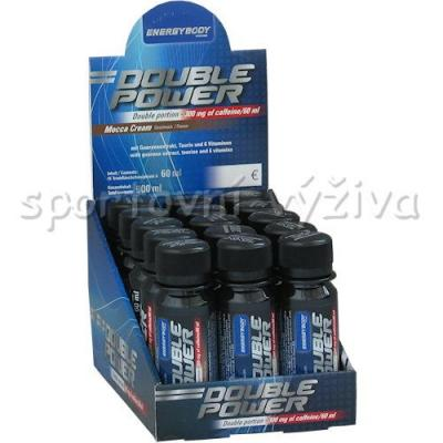 Double Power 15 ampulí á 60ml